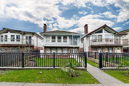 R2234661 - 637 E 20TH AVENUE, Fraser VE, Vancouver, BC - House/Single Family