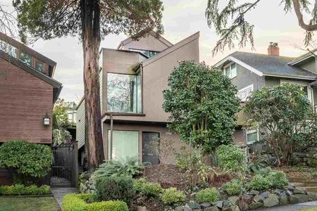 R2234678 - 3848 W 11TH AVENUE, Point Grey, Vancouver, BC - House/Single Family