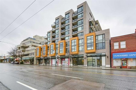 R2234854 - 608 238 W BROADWAY, Mount Pleasant VW, Vancouver, BC - Apartment Unit
