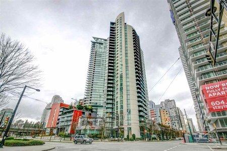 R2234928 - 2610 501 PACIFIC STREET, Downtown VW, Vancouver, BC - Apartment Unit