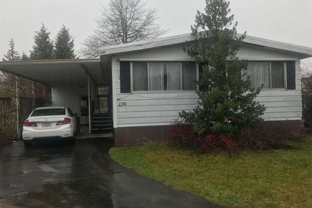 R2235071 - 139 1840 160 STREET, King George Corridor, Surrey, BC - Manufactured