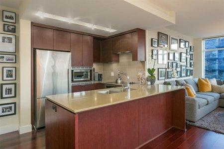 R2235108 - 103 1320 CHESTERFIELD AVENUE, Central Lonsdale, North Vancouver, BC - Apartment Unit