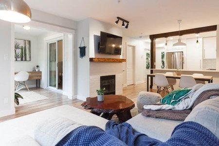 R2235313 - 103 2140 W 12TH AVENUE, Kitsilano, Vancouver, BC - Apartment Unit