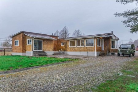 R2235325 - 21815 8 AVENUE, Campbell Valley, Langley, BC - House with Acreage