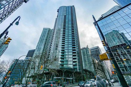 R2235515 - 4103 1189 MELVILLE STREET, Coal Harbour, Vancouver, BC - Apartment Unit