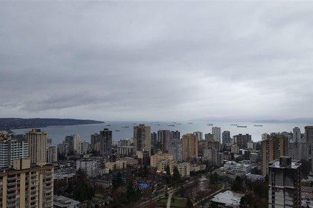 R2235632 - 3303 1028 BARCLAY STREET, West End VW, Vancouver, BC - Apartment Unit
