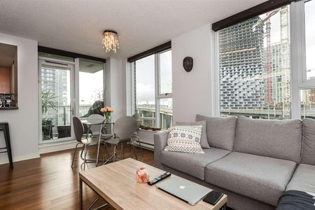 R2235642 - 806 550 PACIFIC STREET, Yaletown, Vancouver, BC - Apartment Unit