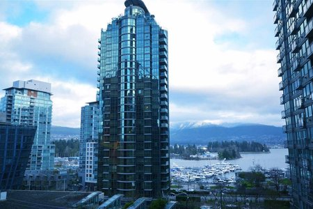 R2235654 - 503 1331 W GEORGIA STREET, Coal Harbour, Vancouver, BC - Apartment Unit