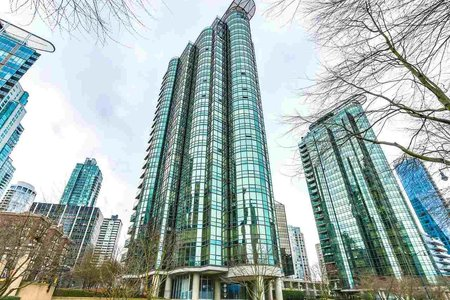 R2235702 - 906 555 JERVIS STREET, Coal Harbour, Vancouver, BC - Apartment Unit
