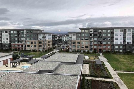 R2235779 - 522 9399 ALEXANDRA ROAD, West Cambie, Richmond, BC - Apartment Unit