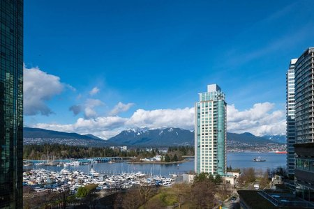 R2235881 - 1001 1277 MELVILLE STREET, Coal Harbour, Vancouver, BC - Apartment Unit
