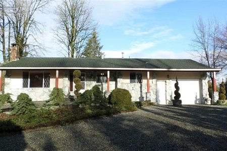 R2235890 - 26863 20 AVENUE, Otter District, Langley, BC - House with Acreage