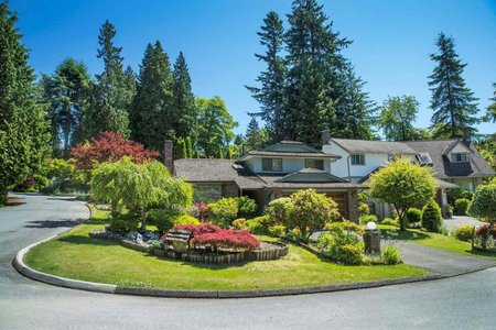 R2236244 - 1431 FINTRY PLACE, Capilano NV, North Vancouver, BC - House/Single Family