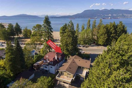 R2236259 - 4422 NW MARINE DRIVE, Point Grey, Vancouver, BC - House/Single Family