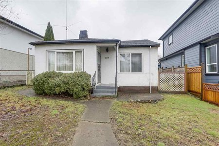 R2236299 - 2530 E 18TH AVENUE, Renfrew Heights, Vancouver, BC - House/Single Family