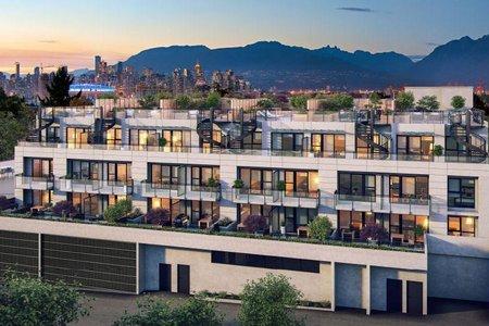 R2236435 - 219 630 E BROADWAY STREET, Mount Pleasant VE, Vancouver, BC - Apartment Unit