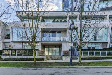 R2236461 - 286 BEACH CRESCENT, Yaletown, Vancouver, BC - Townhouse