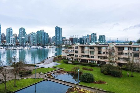 R2236509 - 514 456 MOBERLY ROAD, False Creek, Vancouver, BC - Apartment Unit