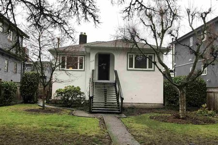 R2236528 - 4715 LANARK STREET, Knight, Vancouver, BC - House/Single Family