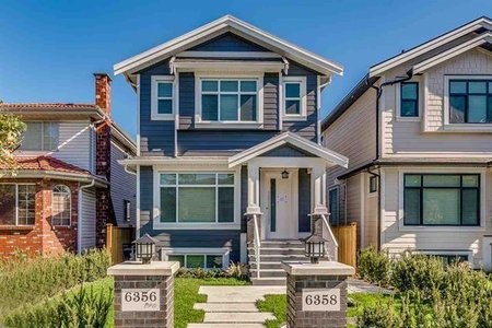 R2236535 - 6356 FLEMING STREET, Knight, Vancouver, BC - House/Single Family