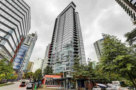 R2236611 - 1901 1205 W HASTINGS STREET, Coal Harbour, Vancouver, BC - Apartment Unit