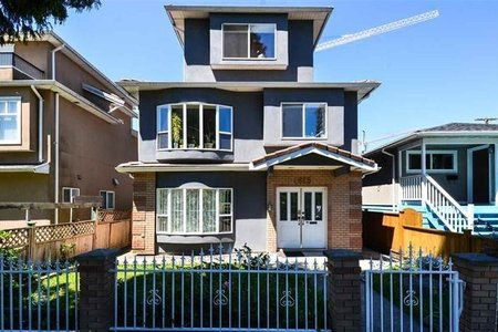 R2236613 - 4885 BALDWIN STREET, Victoria VE, Vancouver, BC - House/Single Family