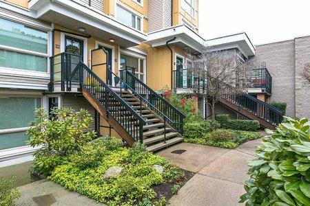 R2236653 - 33 728 W 14TH STREET, Hamilton, North Vancouver, BC - Townhouse