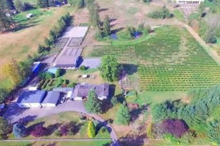 R2236708 - 131 232 STREET, Campbell Valley, Langley, BC - House with Acreage