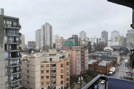 R2236717 - 1001 1720 BARCLAY STREET, West End VW, Vancouver, BC - Apartment Unit