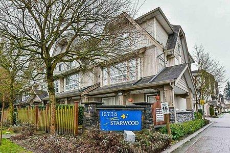 R2236763 - 11 12738 66 AVENUE, West Newton, Surrey, BC - Townhouse
