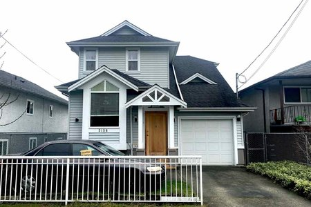 R2236803 - 5158 MOSS STREET, Collingwood VE, Vancouver, BC - House/Single Family
