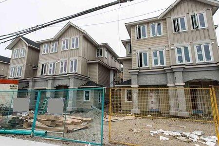 R2236831 - 6 9800 GRANVILLE AVENUE, Granville, Richmond, BC - Townhouse