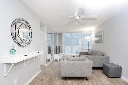 R2236902 - 705 1166 MELVILLE STREET, Coal Harbour, Vancouver, BC - Apartment Unit