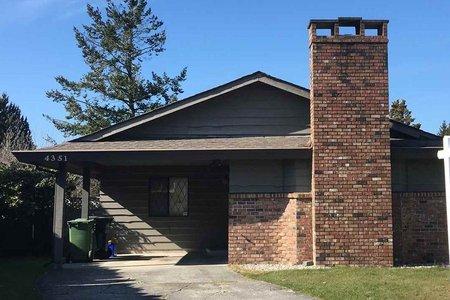 R2236953 - 4351 LANCELOT DRIVE, Boyd Park, Richmond, BC - House/Single Family
