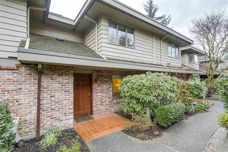 R2236982 - 39 4900 CARTIER STREET, Shaughnessy, Vancouver, BC - Townhouse