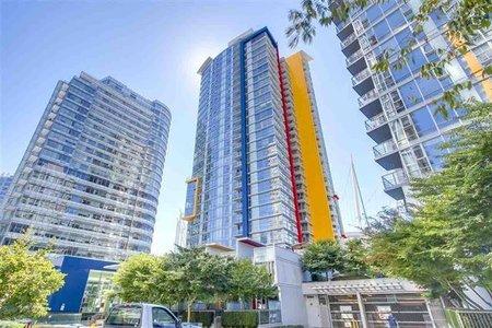 R2237013 - 2603 111 W GEORGIA STREET, Downtown VW, Vancouver, BC - Apartment Unit
