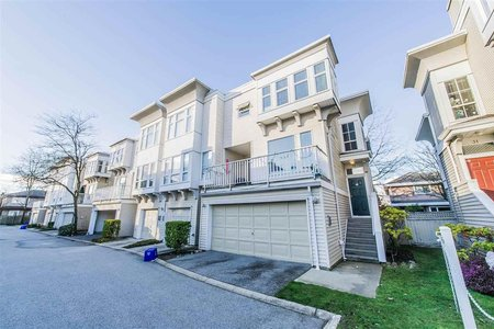 R2237108 - 26 12311 MCNEELY DRIVE, East Cambie, Richmond, BC - Townhouse