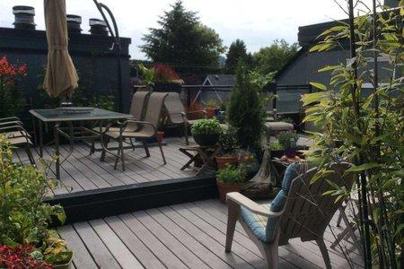 R2237126 - 403 1925 W 2ND AVENUE, Kitsilano, Vancouver, BC - Apartment Unit