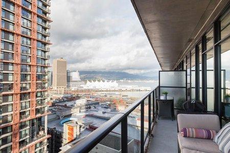 R2237485 - 1806 108 W CORDOVA STREET, Downtown VW, Vancouver, BC - Apartment Unit