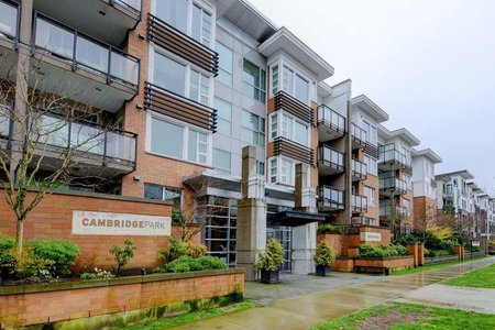 R2237526 - 420 9500 ODLIN ROAD, West Cambie, Richmond, BC - Apartment Unit