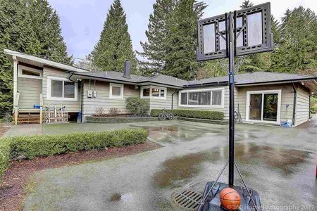 R2237568 - 388 MULGRAVE PLACE, British Properties, West Vancouver, BC - House/Single Family