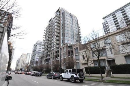 R2237663 - 1006 1055 RICHARDS STREET, Downtown VW, Vancouver, BC - Apartment Unit