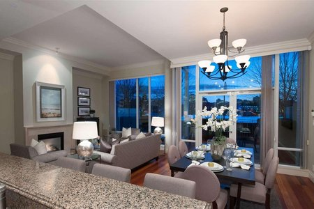R2237671 - 102 1515 HOMER MEWS, Yaletown, Vancouver, BC - Townhouse