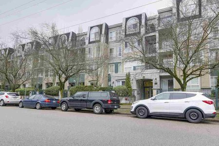 R2237736 - 201 3278 HEATHER STREET, Cambie, Vancouver, BC - Apartment Unit