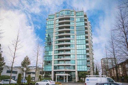 R2237752 - 1409 8871 LANSDOWNE ROAD, Brighouse, Richmond, BC - Apartment Unit