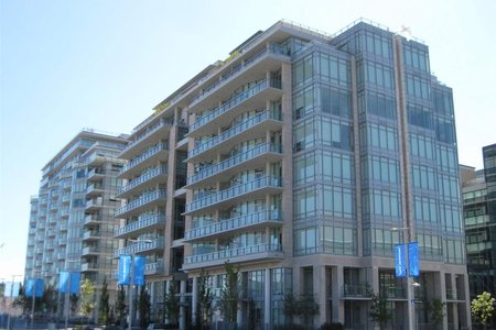 R2237785 - 406 1633 ONTARIO STREET, False Creek, Vancouver, BC - Apartment Unit