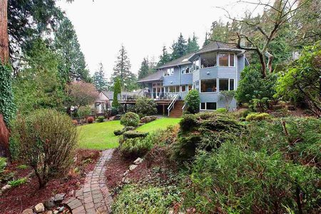 R2237874 - 4941 WATER LANE, Olde Caulfeild, West Vancouver, BC - House/Single Family