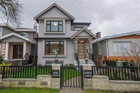 R2237986 - 6612 GLADSTONE STREET, Killarney VE, Vancouver, BC - House/Single Family