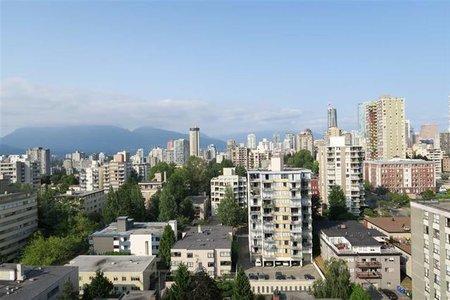 R2237998 - 1902 1330 HARWOOD STREET, West End VW, Vancouver, BC - Apartment Unit