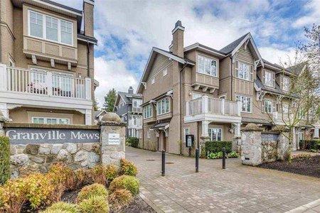 R2238005 - 1491 TILNEY MEWS, South Granville, Vancouver, BC - Townhouse